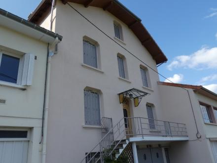 Location Maison 5 pièces Viscomtat (63250) - VISCOMTAT LIEU DIT RICORNET